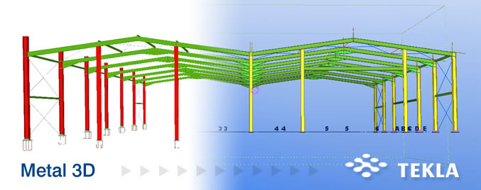 Export to Tekla® Structures